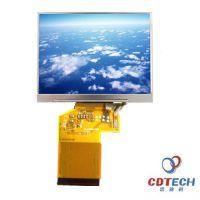 3.5寸TFT液晶显示屏 LCD液晶模块 320*240深圳LCM模组