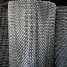 轧花编织网 不锈钢矿筛网 金属猪床网