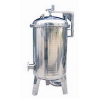 四川JX-FILTRATION自动排污袋式过滤机过滤水设备厂家价格