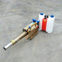 汽油双管弥雾机脉冲式弥雾机麦田地打药机 脉冲式打药机