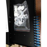 供应安普12口LC终端盒,TE/泰科终端盒