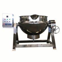 强大不锈钢煮肉锅 保温夹层锅 电加热夹层锅