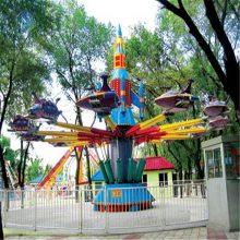 想买带资质的儿童游乐设备自控飞机zkfj来郑州荥阳三星游乐设备厂家