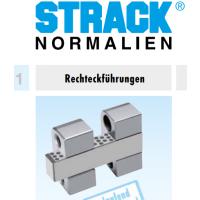 进口德国配件STRACK定位块Z48 原装德国STRACK精密五金模具配件