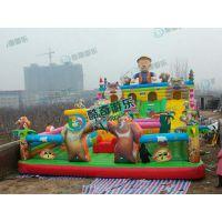 充气城堡大滑梯多少钱一套、郑州儿童城堡厂家 品质可靠