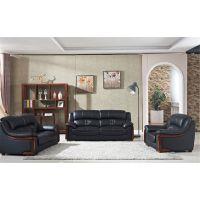 组合客厅沙发 组合真皮沙发 简约家具 休闲家具 亿思LZ2190
