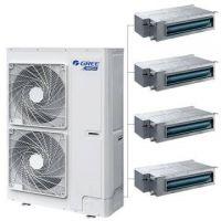 天津格力家用变频中央空调 Strar系列中央空调 一拖三四五 一拖多系列