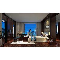 达州宾馆酒店客房设计价格—水木源创装饰
