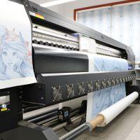 无锡数码印花加工厂  自有设计分色检测数码印花加工厂 定制打样