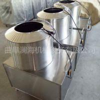 食品加工设备脱皮机 专业土豆去皮机 澜海机械