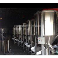 供应2吨加热型搅拌机 加热型混料机、3吨加热搅拌机