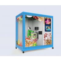 泰诚智能全自动冰淇淋售卖机机器人,冰淇淋加盟