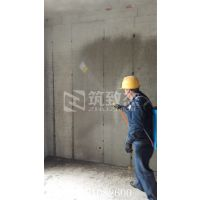 剪力墙回弹强度差太多用什么产品可以有效提高?