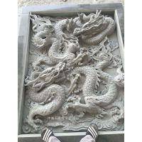 供应石照壁,九龙壁,浮雕壁画神画石雕厂