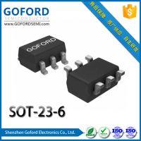 厂供6703 替代AO6604/APM2701/NCE6T20V3 SOT23-6 n+p MOS管