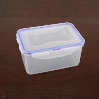 供应优质定制OEM保鲜盒注塑件模具