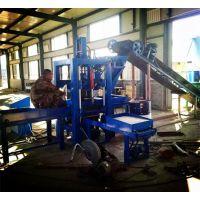 梦国供应8-15砖机 水泥砖机 空心砖机 砌块机 免费安装