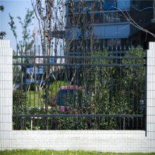 惠州静电喷涂围墙护栏 热镀锌钢护栏库存现货 广东围栏栅栏厂家