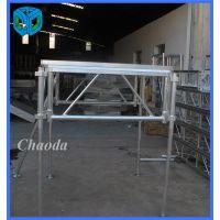 搭建升降活动铝合金舞台1.22x1.22/出售单张拼装舞台规格/ 厂家生产