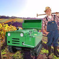 葡萄园开沟施肥机 多功能启航果园松土机 自动施肥回填机