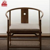 重庆宏森瑞林现代新中式博古架多宝阁展示柜禅意实木书架置物架茶室茶叶柜