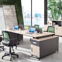 山东潍坊办公家具 办公桌椅 电脑桌 职员桌定做厂家