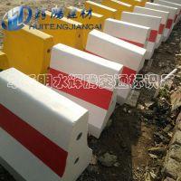 隔离墩红白直销 水泥墩 防撞设施 品质优混凝土隔离墩