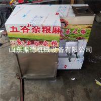厂家直销 小型食品膨化机 麻花型杂粮膨化机 振德 香酥条加工设备