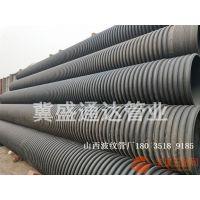晋中波纹管外径400mm晋中双壁波纹管国标品质