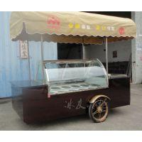 10桶冰淇淋流动车,冰激凌雪糕车,移动雪糕车