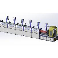 佛山张家港龙迪玛450重型219mm大管全自动数控上料钢管切割机
