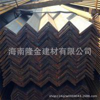 海口   幕墙热镀锌角钢  货架角钢   50*50*5.0  三角铁 小角钢