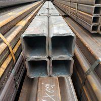 山东供应优质大口径厚壁无缝方矩管 Q235B薄壁方管镀锌方管