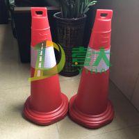 壹大提环红色圆锥2.5kg 升级款密封沙底70cm雪糕桶生产厂家