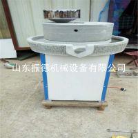 芝麻香油电动石磨机 多用途石磨豆浆机 米浆肠粉磨 振德畅销