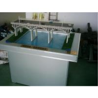 缆索吊机拱桥施工工艺模型