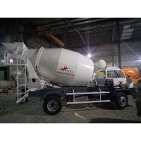 自动上料喷浆车矿山施工设备正品 自动上料搅拌车