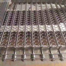 清洗输送设备流水线耐腐蚀201不锈钢网带乾德生产 P31.75