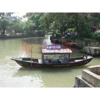 工艺景观木船 户外亮化景观工程 种花船小木船厂家哪里有