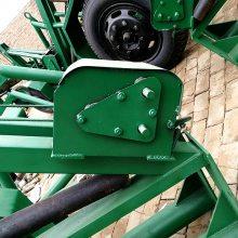 5吨电缆铺设拖车 移动式放线盘拖车 洪涛电力 厂家直销 货到付款