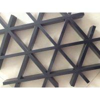 广州德普龙粉末静电喷涂铝合金格栅安装简单厂家销售