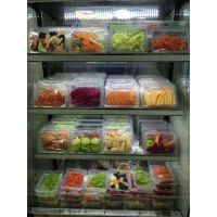 盒装食品包装机水果沙拉封盒气调包装机