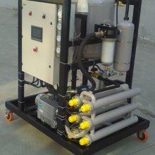 净化设备ZLYC-25pxR透平油再生真空脱水过滤机