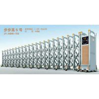禅城不锈钢伸缩门厂安装不锈钢电动伸缩门、不锈钢伸缩门价钱
