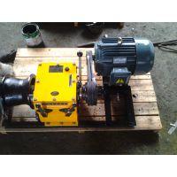 3电动机绞磨;5T电动牵引机;电缆牵引机;绞磨;牵引机;cable pulling machine