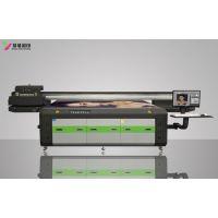 蒂蔓东芝喷头uv平板打印机厂家 数码印刷机 瓷砖背景墙生产机器设备