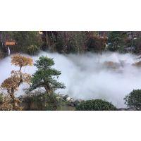 湖面景区人造雾工程供应