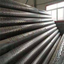 生产供应深井降水井井壁管273、219、426地铁站台、建筑地基降水井钢管生产厂家