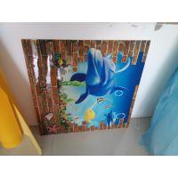 墙面个性装饰画uv打印机 uv平板打印机厂家