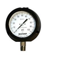 PT系列4-1/2工艺流程 压力表 指针可调节 正面固定 背面防喷溅 原装进口减压力器